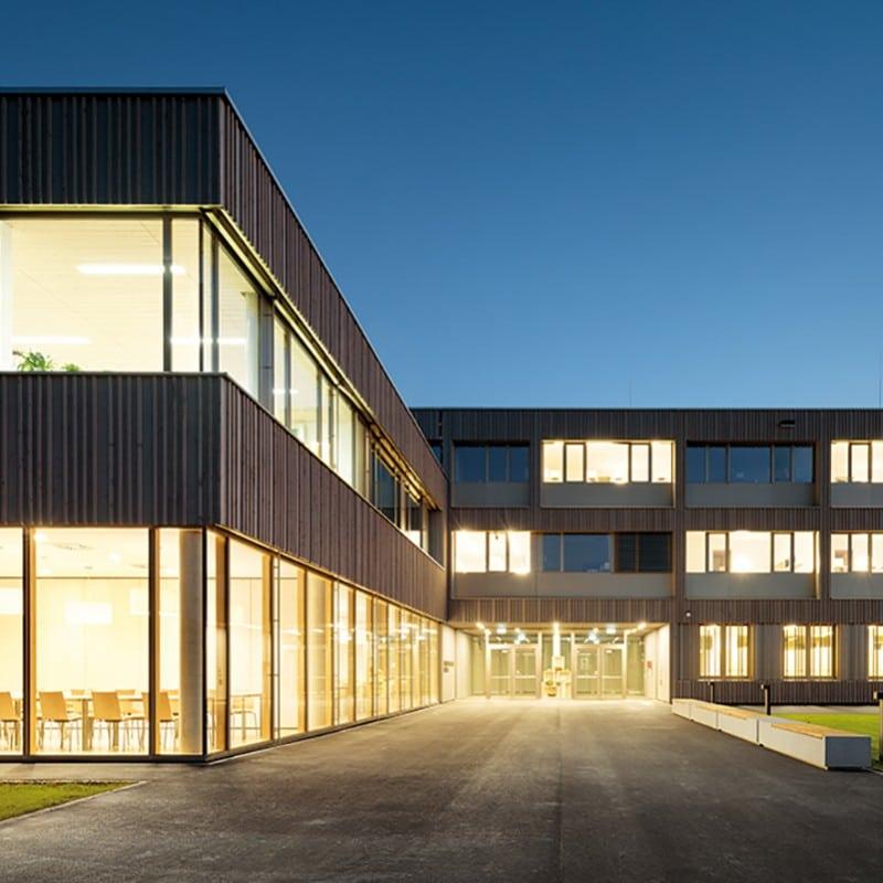 Firmengebäude der HELD & FRANCKE Baugesellschaft mbH