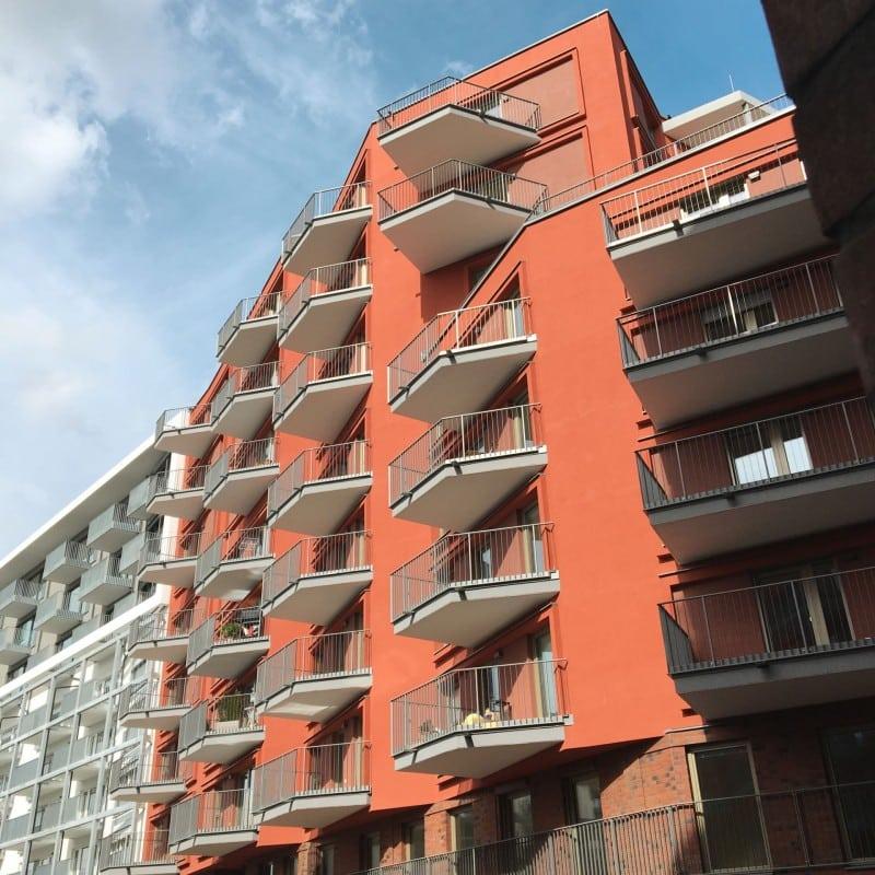 Das Ensemble - Wohnbauprojekt in Wien