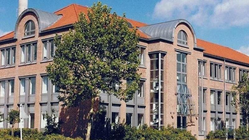 Firmengebäude der PPS in Quakenbrück