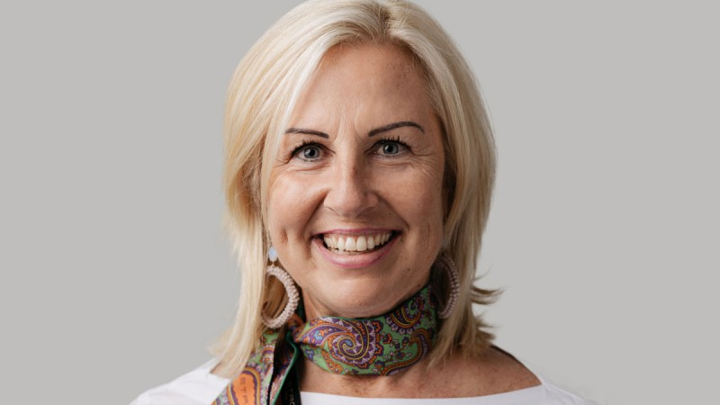 Porträt Astrid Furthmüller