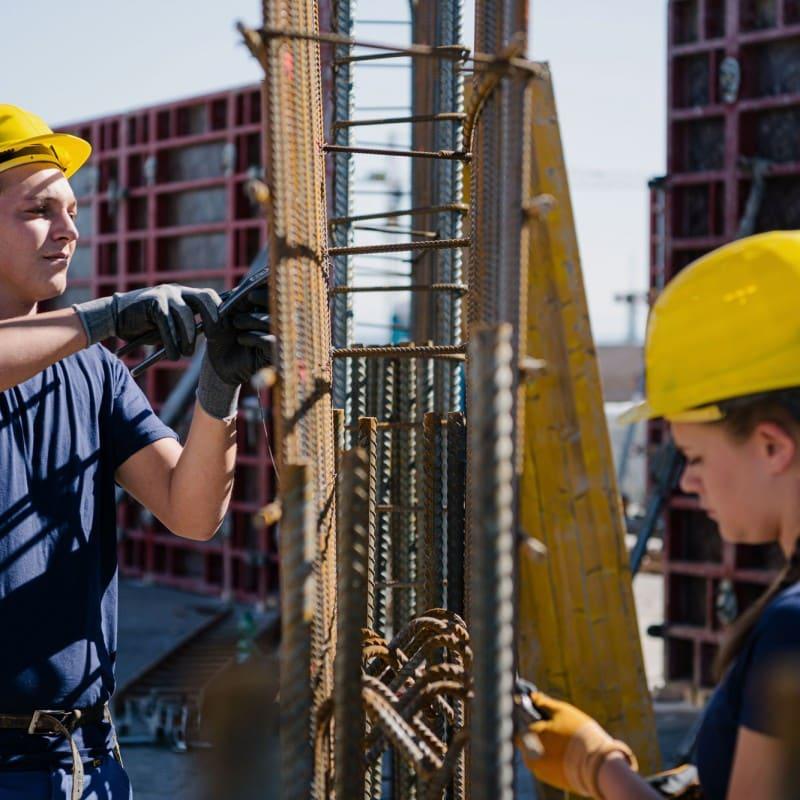 HABAU GROUP - Lehre Beton- und Stahlbetonbauerin