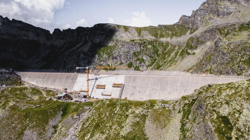Nachhaltigkeit & CSR - Sanierung Mühlbacher Stausee