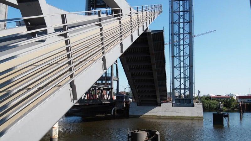 Retheklappbrücke © MCE GmbH