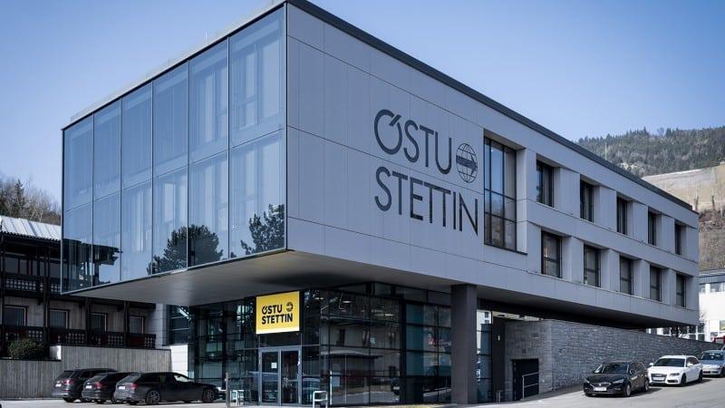 Standort ÖSTU-STETTIN Leoben