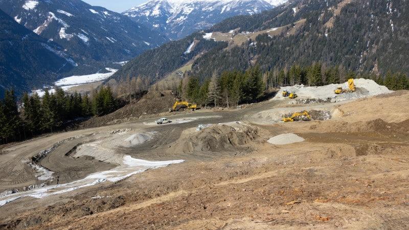 Kraftwerk Obervellach II © ARGE KW Obervellach II ÖSTU-STETTIN JÄGER BILFINGER